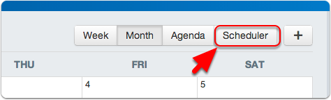 Setting up an Appointment Group in Scheduler